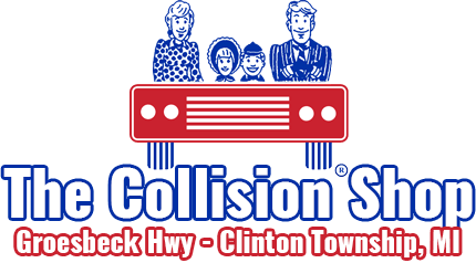 The Collision Shop Groesbeck Hwy - logo